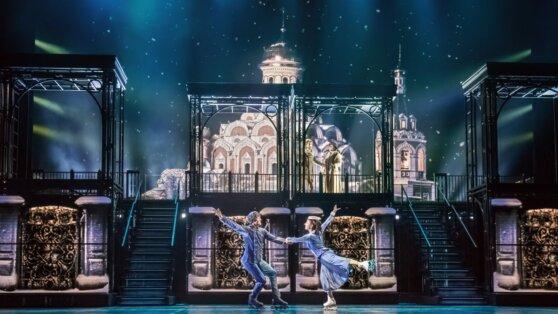 В новом году впервые покажут мюзикл «Анна Каренина»