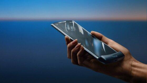 Объявлена дата начала продаж новой «раскладушки» Motorola Razr