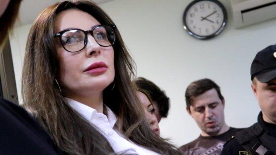 Актрисе Бочкарёвой назначили штраф за хранение наркотиков