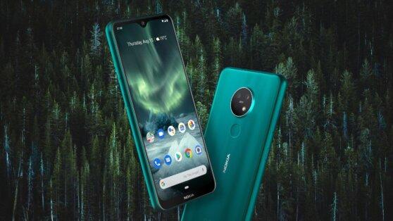 В России появилась обновлённая версия бюджетного смартфона Nokia 7.2