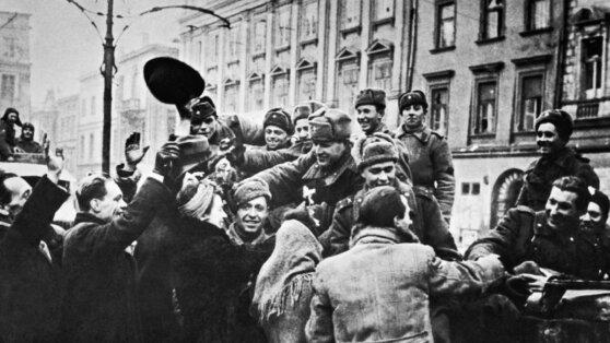 Разведчик рассказал о реакции поляков на освобождение в годы Второй мировой