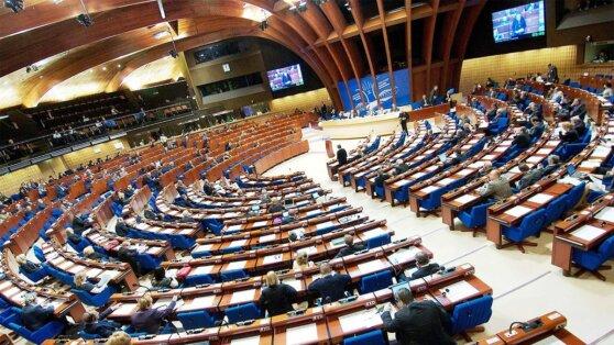Украинская делегация отказалась сотрудничать с Россией в ПАСЕ