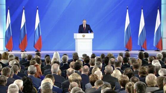 Путин предложил внести поправки в Конституцию России