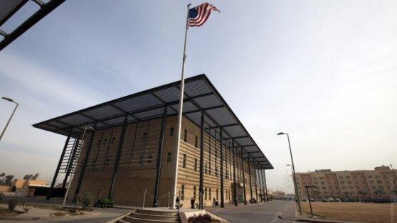 Обстрел посольства США в Ираке привёл к человеческим жертвам