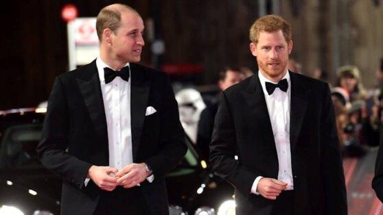 Принц Уильям рассказал об окончательном разрыве с Гарри