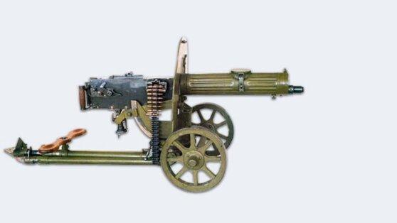 Почему пулемёт столетней давности используется в конфликтах нового времени