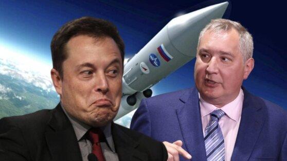 Рогозин объяснил Маску преимущества российской ракеты «Енисей»