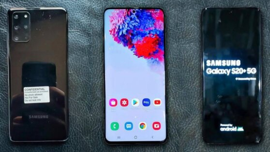 Samsung Galaxy S20 Ultra получит корпус из нового материала