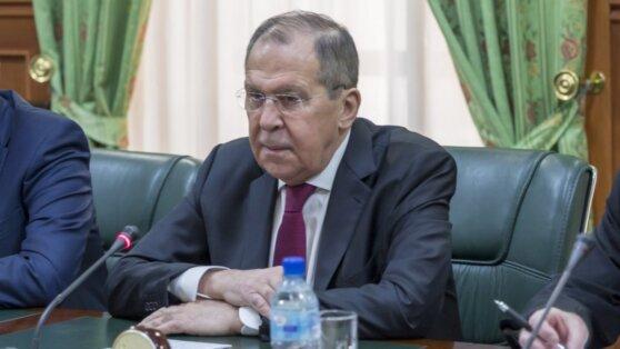 Лавров прокомментировал свою возможную должность в новом кабмине