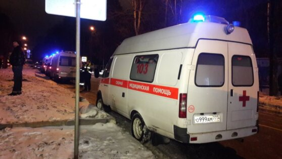 Врачи рассказали о состоянии госпитализированных в Москве граждан КНР