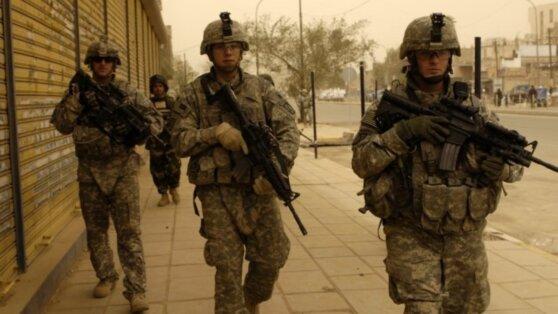 Трамп пригрозил армией участникам массовых беспорядков в США