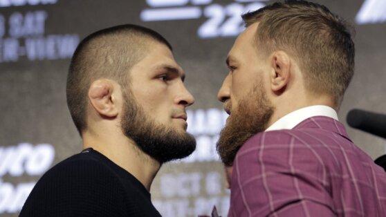 Глава UFC объявил Хабиба Нурмагомедова следующим соперником Макгрегора