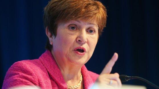 Глава МВФ признала рецессию мировой экономики из-за коронавируса