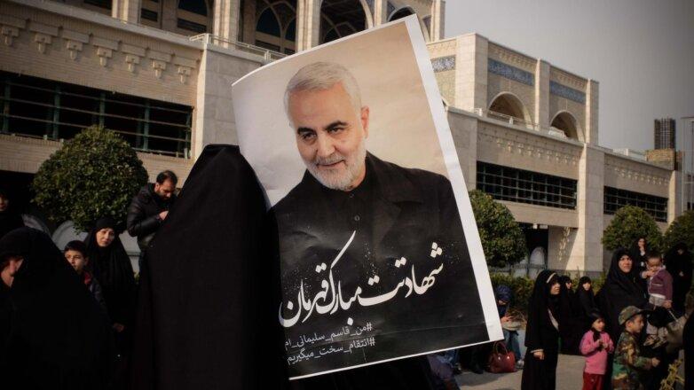 Иран готовит покушение напосла США