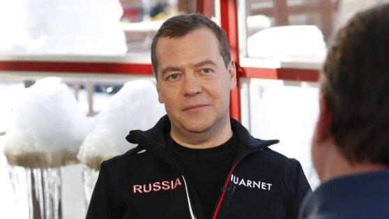 Медведев рассказал о введении должности зампреда Совбеза РФ