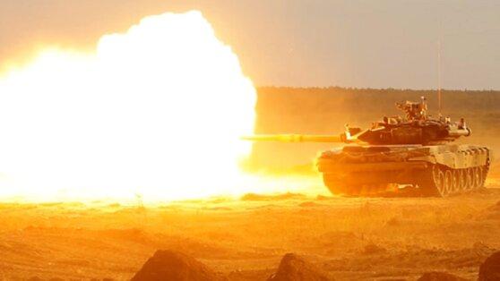 Танковые войска России вооружат новейшими бронебойными снарядами