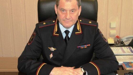 Задержан глава МВД Республики Коми