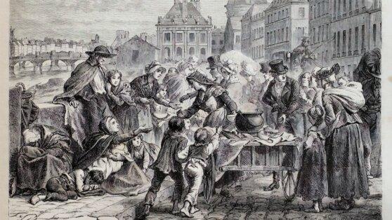 Когда в России появились первые хлебные карточки