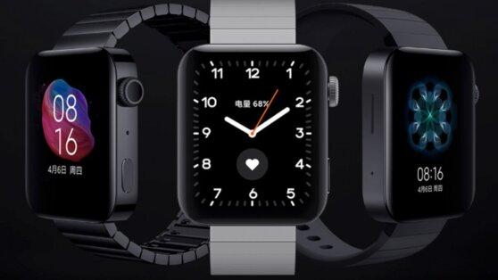 У смарт-часов Xiaomi Mi Watch появились новые функции