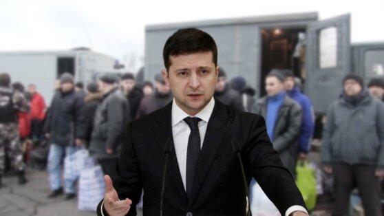 Зеленский сообщил о переговорах с Москвой по обмену всех пленных