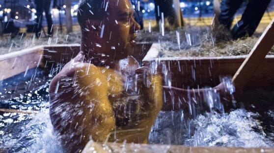 В Москве откроют более 45 точек для крещенских купаний