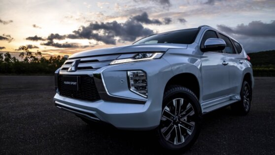 Обновлённый Mitsubishi Pajero Sport появится в России