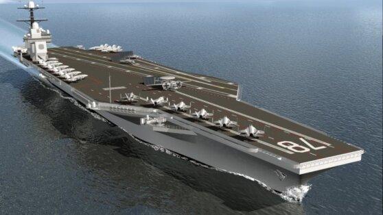 Новейший авианосец США впервые назовут в честь чернокожего матроса