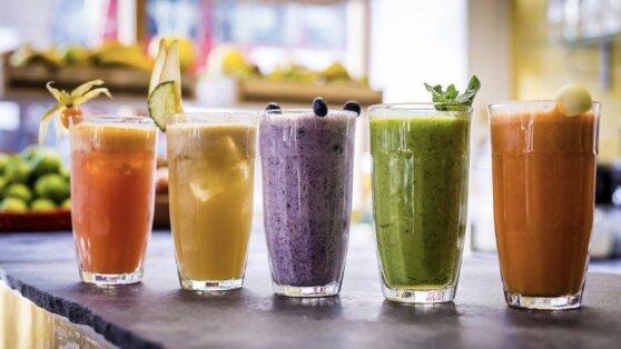 Диетологи назвали самые эффективные напитки для похудения