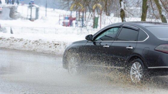 Автолюбителям рассказали об убытках от аномальной зимы