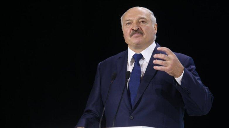 Президент Белоруссии Александр Лукашенко недоволен выступление