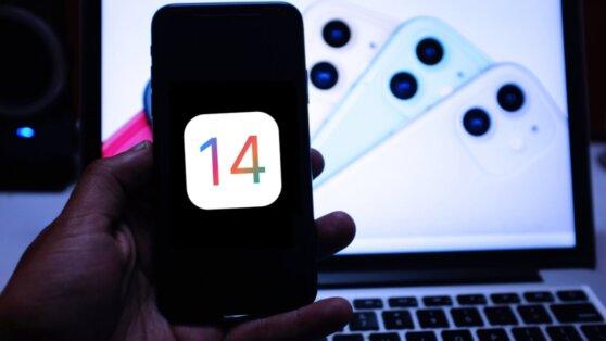 Большинство моделей iPhone осенью получат обновление iOS 14