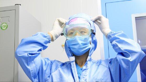 Учёные заявили о более тысячи заразившихся новым вирусом в Китае