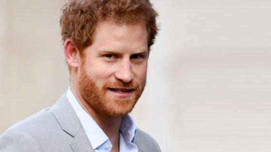 Найдена секретная страница принца Гарри в соцсетях