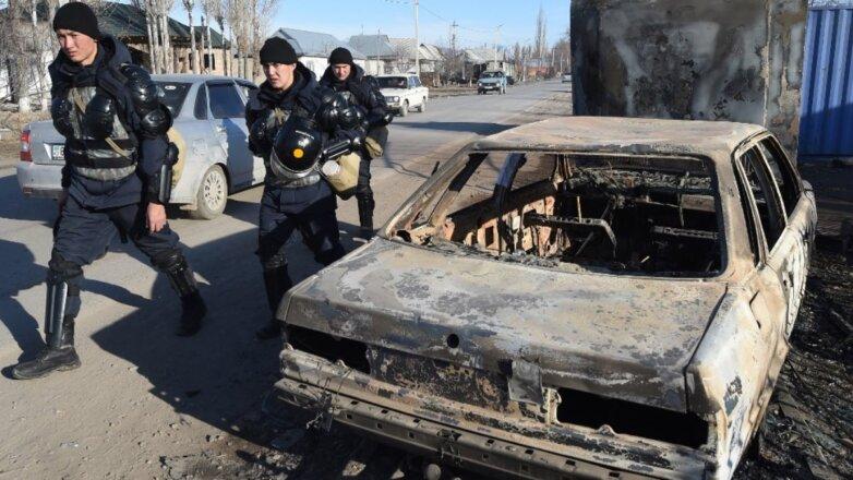 Массовая драка в Кордайском районе - пострадали 185 граждан, сгорело 39 домов