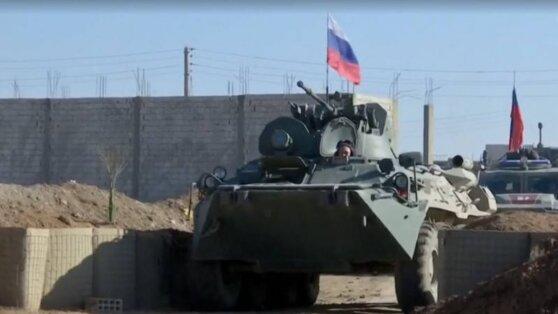 Российский военный обвинен во взяточничестве за отправку солдат в Сирию