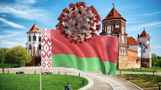 В Белоруссии коронавирусом заразились 61095 человек