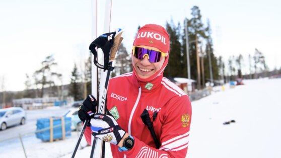 Большунов сохранил лидерство в общем зачете «Ски Тура»