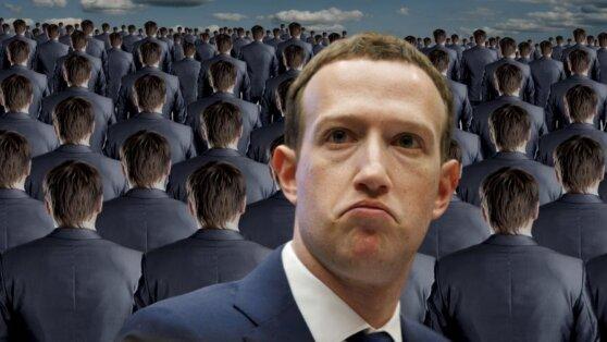 Основатель Facebook оскорбил пользователей соцсети