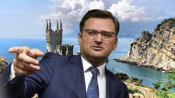 Украина озвучила планы по возвращению Крыма