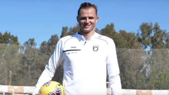 Дмитрий Тарасов подписал контракт с