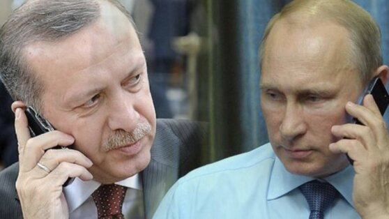 Стало известно содержание разговора Путина и Эрдогана