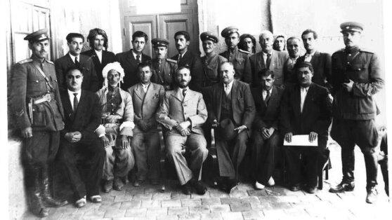 Что помешало существованию курдской республики на территории Ирана