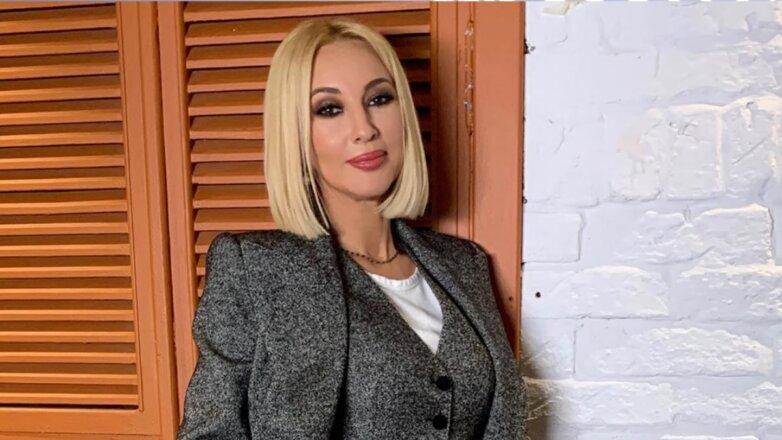 Актриса и телеведущая Лера Кудрявцева