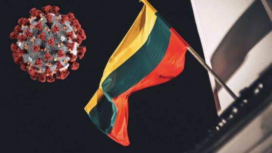Первый случай заражения коронавирусом подтвердили в Литве
