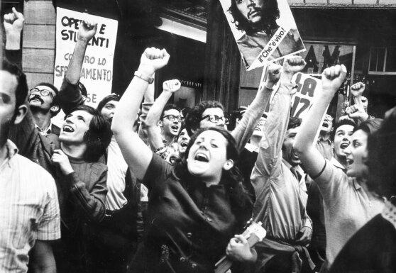 Почему в 1968 году по всему миру начали бунтовать студенты