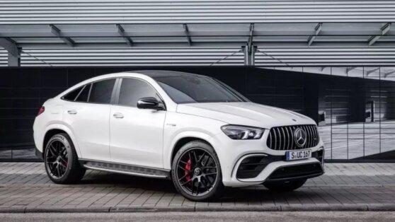 Mercedes рассекретила «заряженную» версию нового GLE Coupe
