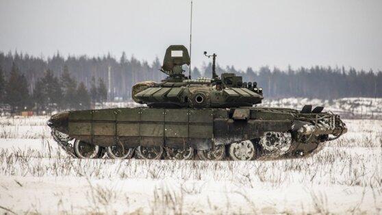 Опубликовано видео боевых стрельб модернизированных танков Т-72