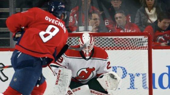Овечкин забросил свою 700-ю шайбу в НХЛ