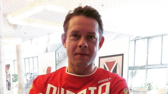 Павел Буре готовится снова стать отцом