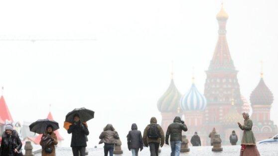 Прогноз погоды на три дня в Москве и Петербурге: с 29 по 31 марта